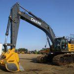 edmonton excavator rental